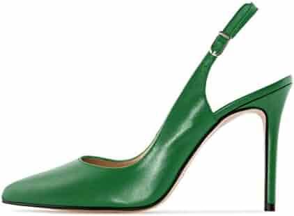 5ff999b0072 Shopping  25 to  50 - Green - 13 - Pumps - Shoes - Women - Clothing ...