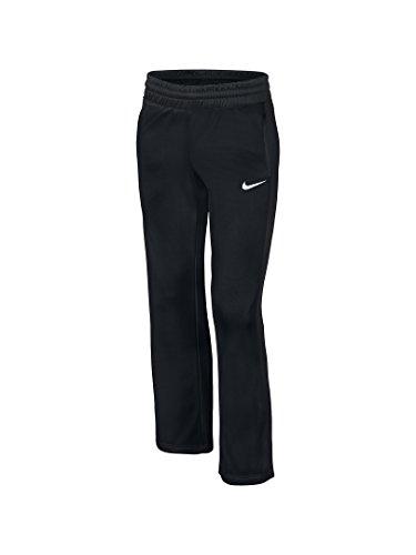 Nike Girl's KO 3.0 Fleece Training Pants, Medium, Black