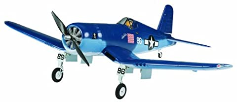 Flyzone Corsair F4U-1A Select Scale Tx-R RC Airplane (5 Channel Slt Transmitter)