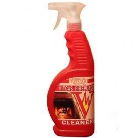 Fireplace Cleaner 650ml - 30% Extra Free Vitcas