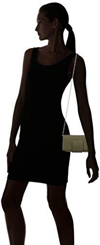 French Connection Bag Shny Chain Cross Ramona Dsty Body Minimalism Olive Slvr Women��s Clean Multicolour 8xdrqwTxR