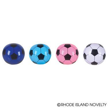 5STARS N&R 12 Inflatable Soccer Balls - Soccer Ball Inflates