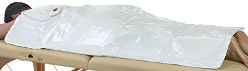 Bilt-Rite Mastex Health Full Body Heating Pad, Blue/White by Bilt-Rite Mastex Health