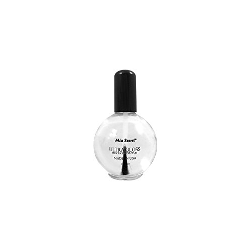 Mia Secret Ultra Gloss Dry Fast Top Coat 2.5 fl. oz -