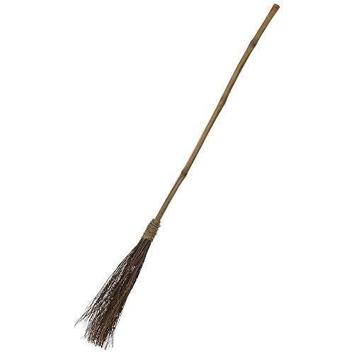 Classic Witch Broom ()