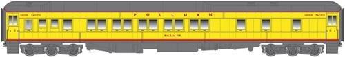 Atlas ATL20003629 HO Pullman 10-1-1 Sleeper, UP/Balsam Fir 1 Pullman Sleeper Car