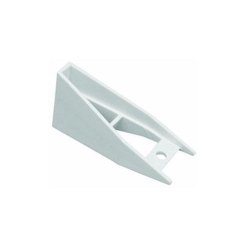 Gutter Bracket Spacer - Genova RW112 Gutter Bracket Spacer For use with RainGo and Repla K systems, White (Pack of 5)