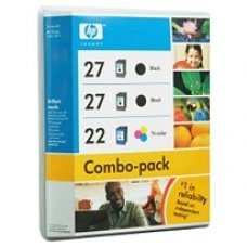 HP 27 Combo Value Pack #111926