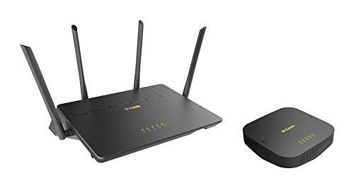 D-Link Covr Home System Coverage 6,000 sq. ft, Router and
