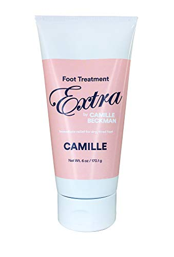 Camille Beckman Foot Treatment Extra Moisturizing Cream, Cam