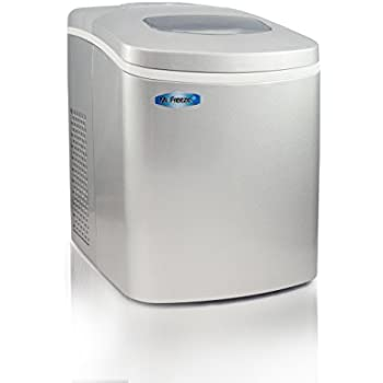 Mr. Freeze MIM 18SI Maxi Matic Portable Automatic Ice Maker With Lid,