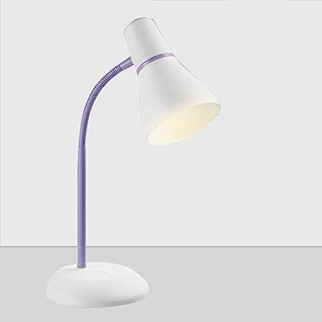 Lámpara de mesa de dibujos animados, lámpara de mesa led ...