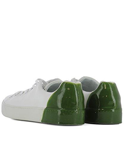 31036Polobiancoverde Bianco 31036Polobiancoverde PREMIATA Sneakers Pelle Uomo Uomo Sneakers Verde PREMIATA Pelle Bianco FgqOgwSdxT