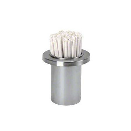 Dispense-Rite TSD-1C Built-in Straw Holder with Mounting Collar by DISPENSE-RITE