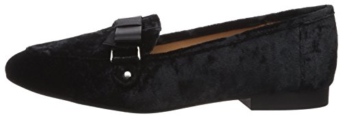 Regent Flat 11 Qupid Women''s Loafer Black 5PawPqA4Zx