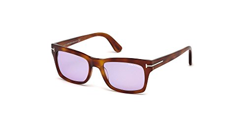 Tom Ford - FREDERIK FT 0494, Geometric, acetate, men, LIG...