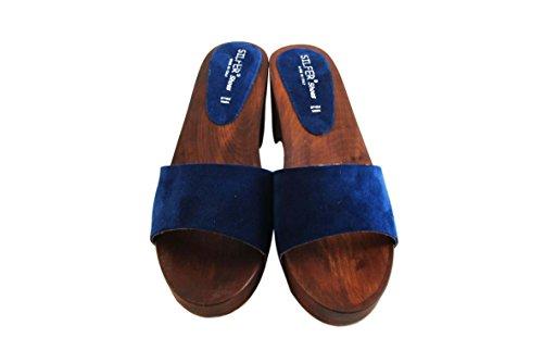 Silfer Shoes Mujer Zapatos de Plataforma