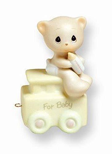 Precious Moments Teddy Bear for Baby Porcelain Figurine