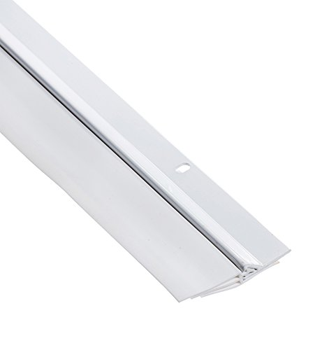 AM Conservation Group TSV325L-W Triple Seal Door Sweep, White