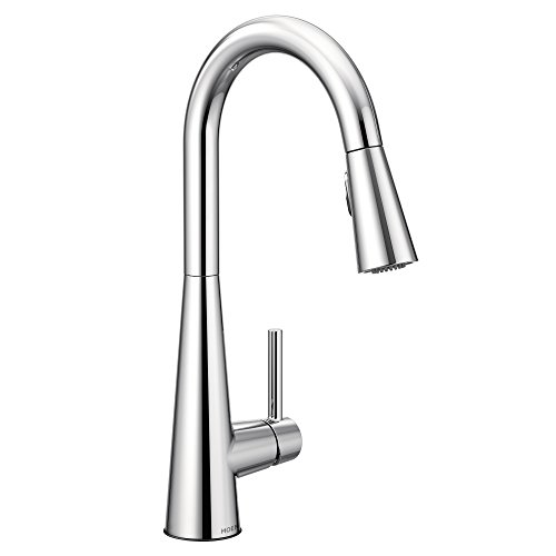 Moen 7864 One Handle Pulldown Featuring