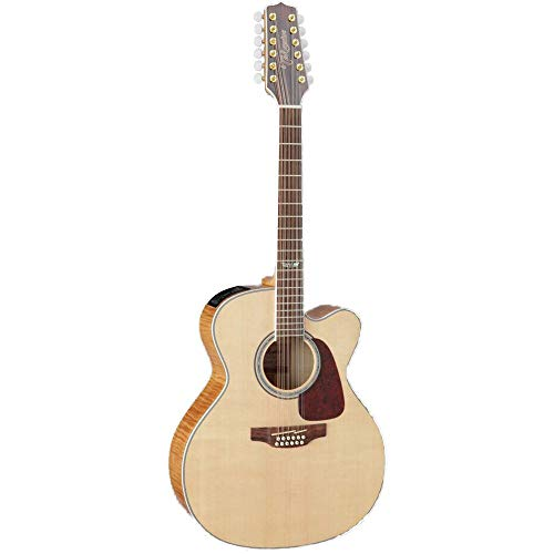 Takamine 6 String Acoustic-Electric Guitar (GJ72CE NAT-KIT-1)