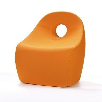 Silla Infantil dingsbums Lilo con agujero/Color: Amarillo/Material: forma de espuma