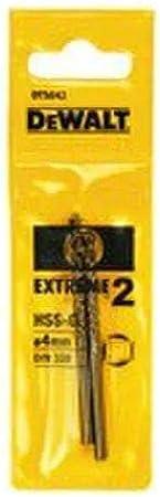 DeWalt DT5044QZ 4.5 x 80 mm Extreme 2 Metal Drill Bit