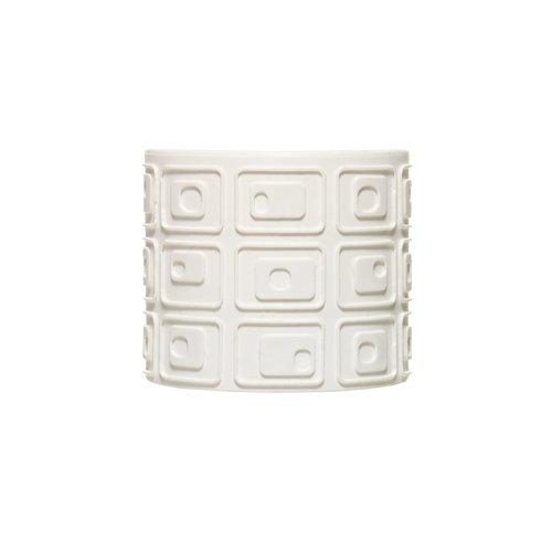 Yankee Candle White Squares Scent-Plug Air Freshener Base Yankee Candle Company 1236500-YC