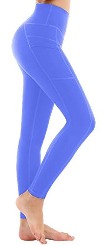 - LifeSky Yoga Pants for Women with Pockets High Waist Tummy Control Leggings 4 Way Stretch Soft Athletic Pants