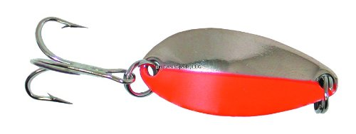 Acme C160-NFS 1/6-Ounce Little Cleo, Neon Red and Silver Finish