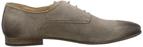 Kickers Galla, Zapatos de Cordones Derby para Mujer Beige (Beige)
