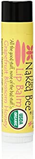 product image for The Naked Bee Grapefruit Blossom Honey Lip Balm, 0.7 Ounce