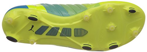 Yellow Football De Homme 1 Multicolore atomic Blue Puma black Evopower Fg 3 safety Chaussures gwvxAq4Y