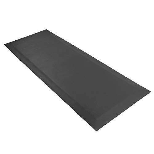 MOONBUY Energizing Anti Fatigue Mat,24 x 70 x 1/2 Non Slip Rectangular Standing Desk Mat, Non-Slip Comfort Mat, Commercial Grade, Memory Foam