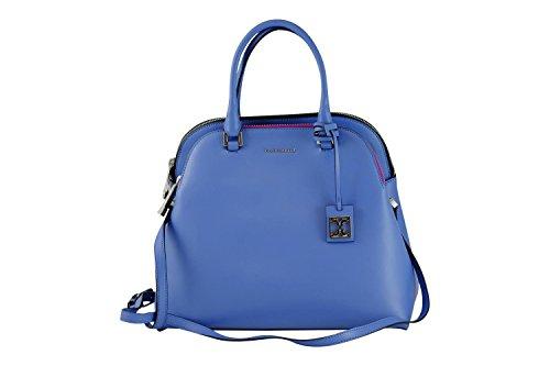 BORSA COCCINELLE XC1 DAFNE PELLE CALF C1XC1180401 (239 BLUE NECTAR)