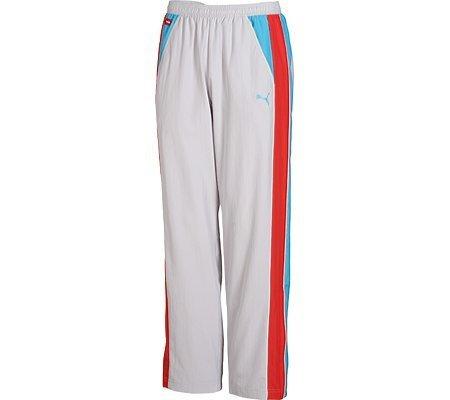Puma Men's Faas Woven Pants M Gray Violet