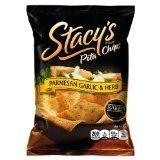 STACYS PITA CHIP CHIP PITA PRMSN GRLC HERB, 1.5 OZ by Stacy's