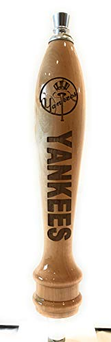 New York Yankees Engraved Full Size Pub Style Beer Tap Handle