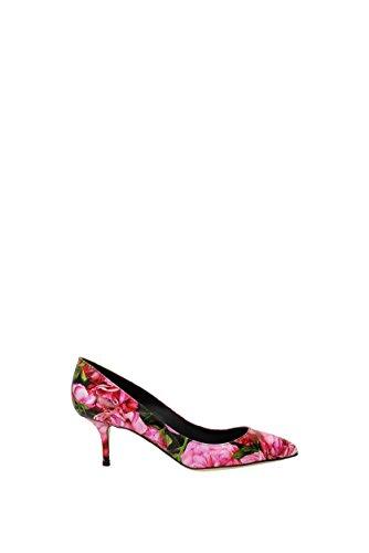 Pumps Dolce & Gabbana Dame - Leder (cd0380ab585) Eu Lyserød KUUTPn