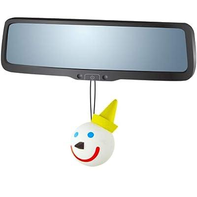 Jack in the Box Authentic Original Car Antenna Ball/Mirror Dangler/Desktop Spring Stand Bobble: Automotive