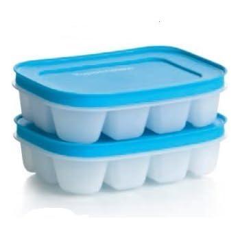 Amazon Com Tupperware Ice Cubes Maker Kitchen Amp Dining