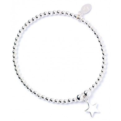 bracelet co personalised product vanya shopforfriends mienlabel bead shopforher silver
