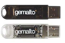 Gemalto K30 USB Shell Token/ USB Smartcard Reader