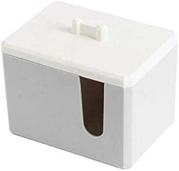RUIXIANG Aufbewahrungsbox Mini Make-up-Aufbewahrungsbox Kosmetiktasche Lippenstifthüllen Kleinteile Etui kleine Gegenstände Box Großhandel Desktop Organizer weiß