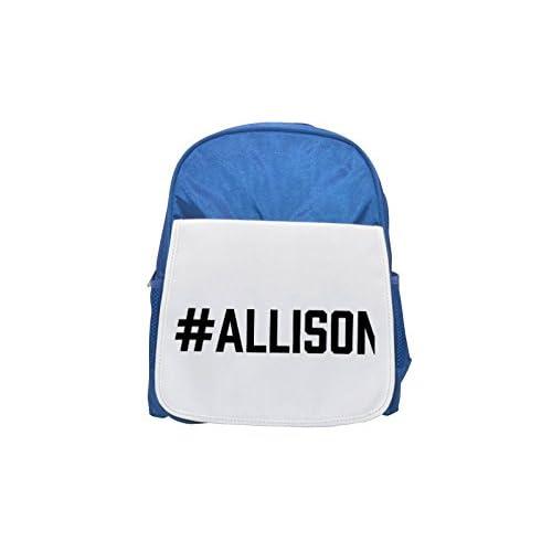 # Allison Printed Kid 's Blue Backpack, Cute de mochilas, Cute Small de mochilas, Cute Black Backpack, Cool Black Backpack, Fashion de mochilas, large Fashion de mochilas, Black Fashion Backpack