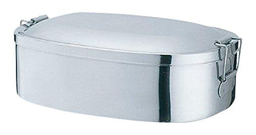 (Zebra Stainless Steel Lunchbox)
