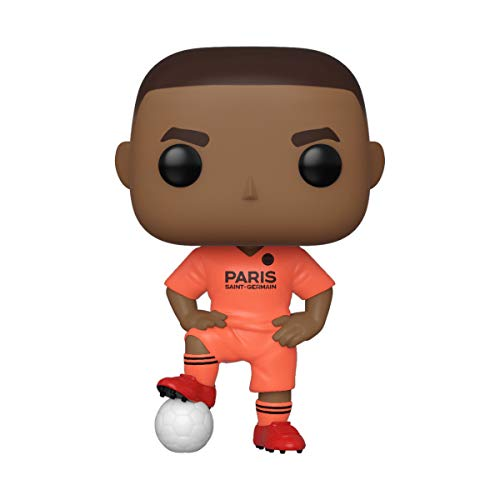 Funko Pop Figura De Vinil Football PSG - Kylian MBappe (Away Kit) Multicolor