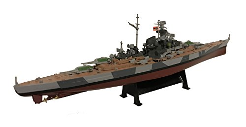 Tirpitz 1942 - 1:1000 Ship Model (Amercom -