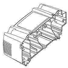 (Porter Cable Shroud Rear A11638)