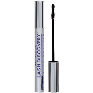 Maybelline Lash Discovery Washable Mascara - #351 Very Black (Pack of 6)